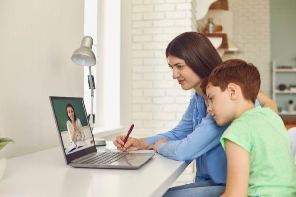 escola on-line do educandário no vipzinho