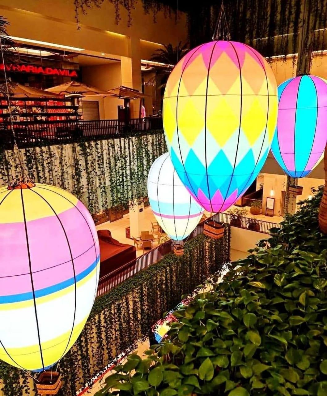 passeios de balões