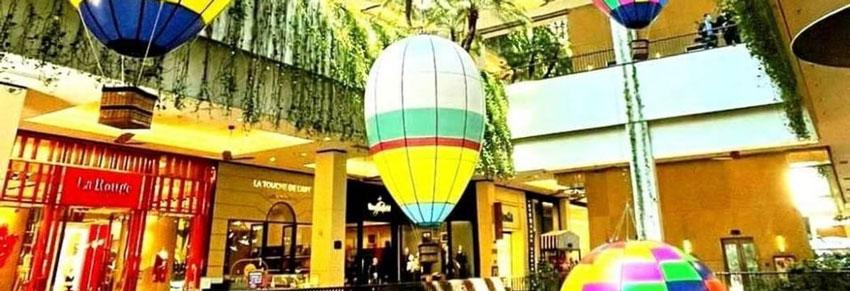 passeios de balão