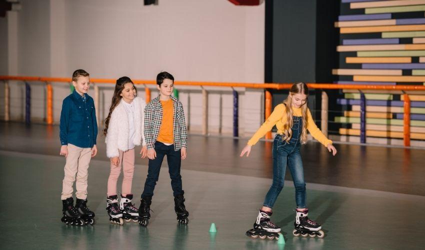 patinação