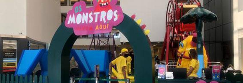 parque dos monstrinhos