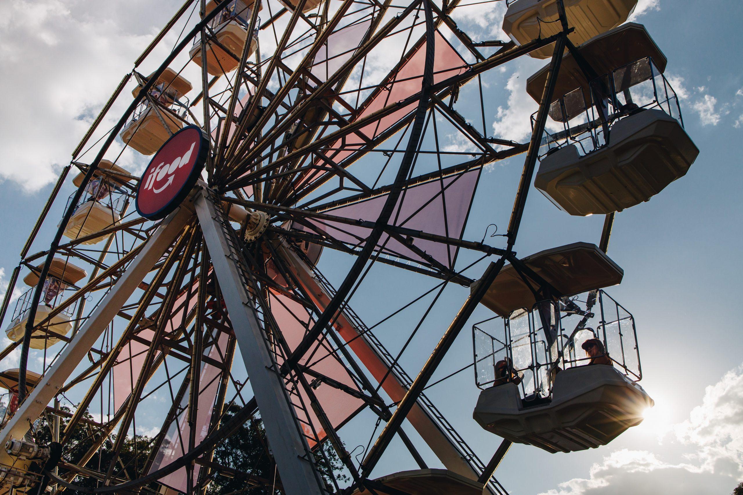 roda-gigante ifood no ibirapuera