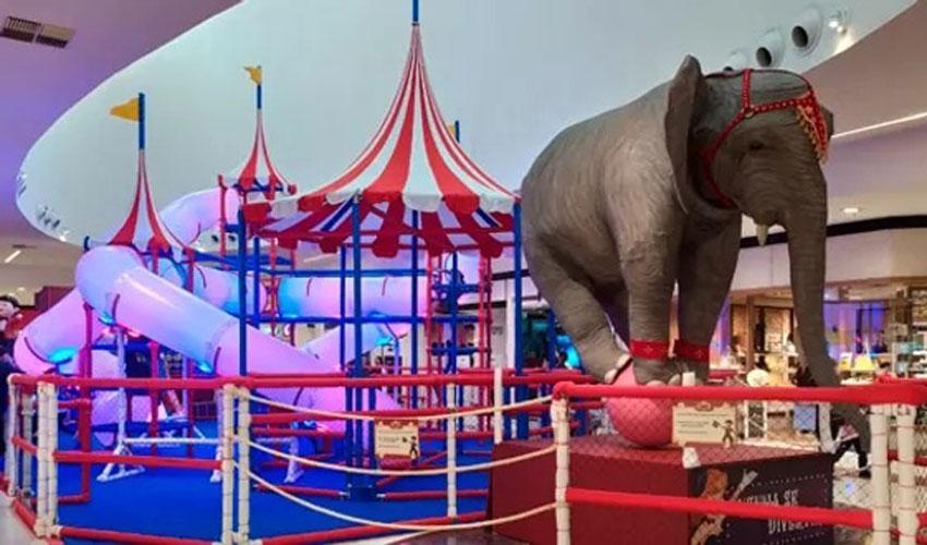 circo no grand plaza